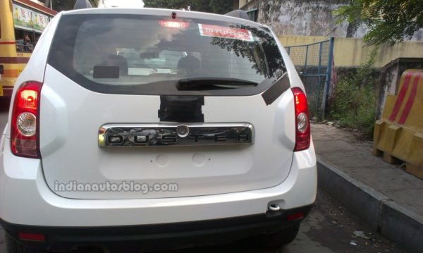 renault duster 4wd india launch pics 1
