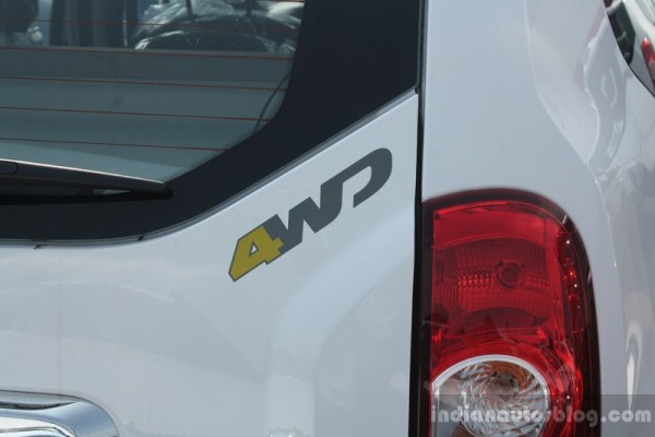 renault duster 4wd india launch pics 2