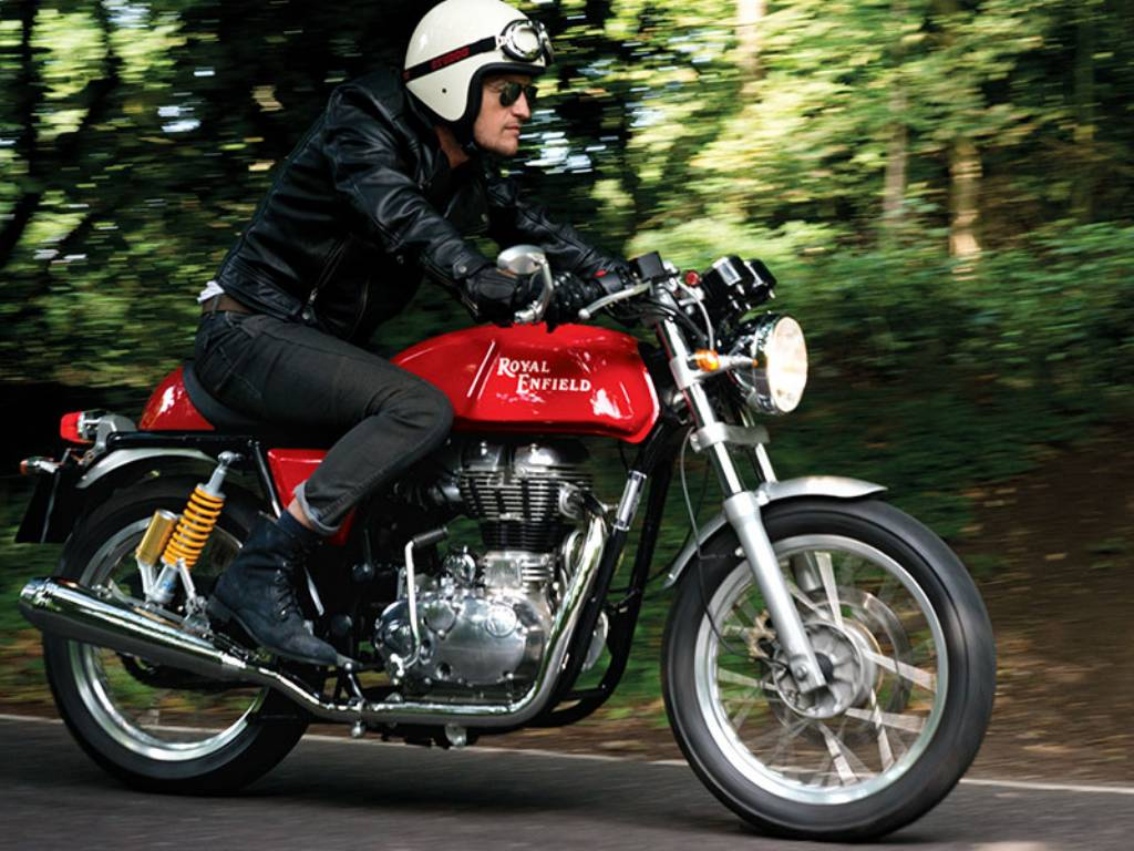 New Royal Enfield Continental GT (Cafe Racer) India launch
