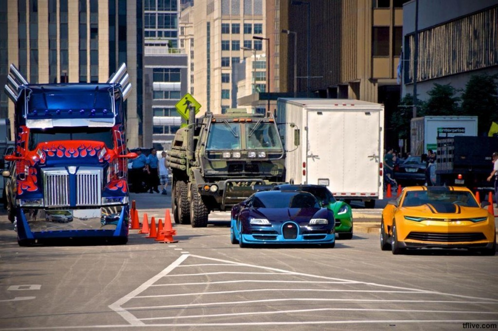 transformers4 vehicles