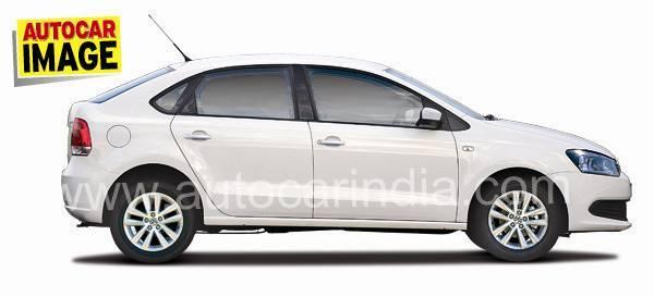 volkswagen compact sedan pics