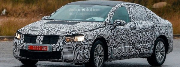 Next Generation Volkswagen Passat Spied; To be Launched in 2015