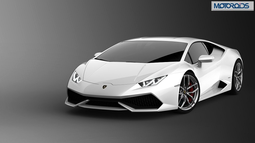 Video Lamborghini Huracan Races Fighter Jet Motoroids