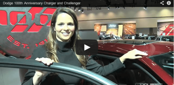 100th anniversay dodge charger and challenger