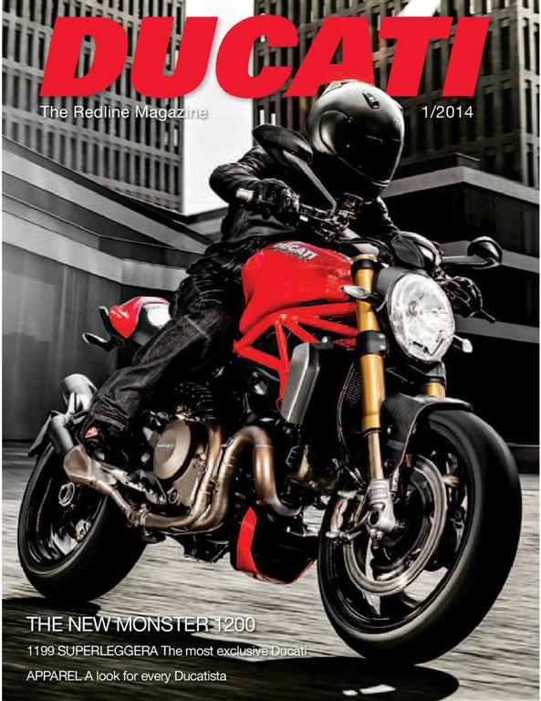2014 Ducati Redline Magazine Free Download