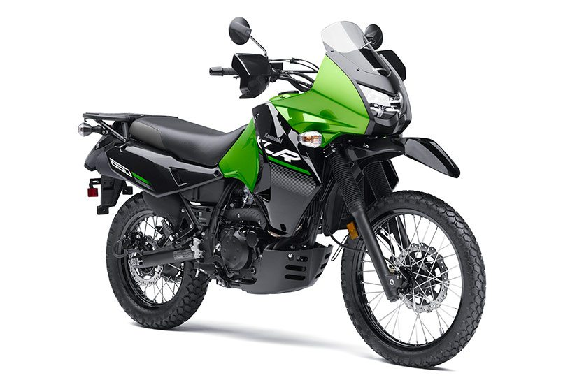 2014 Kawasaki KLR650 New Edition (2)