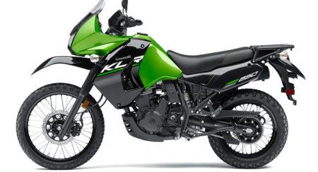 2014 Kawasaki KLR650 New Edition (3)