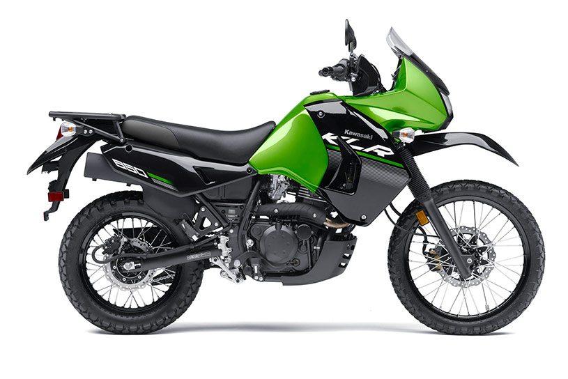 2014 Kawasaki KLR650 New Edition (4)