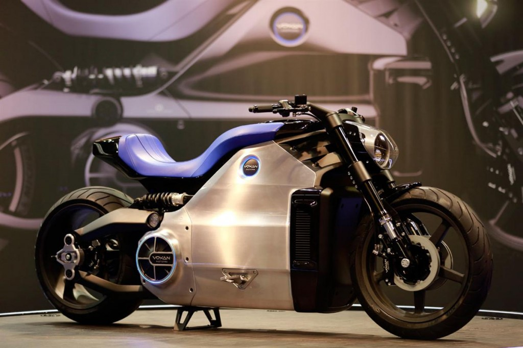 2014 Voxan Wattman Electric Motorcycle-2