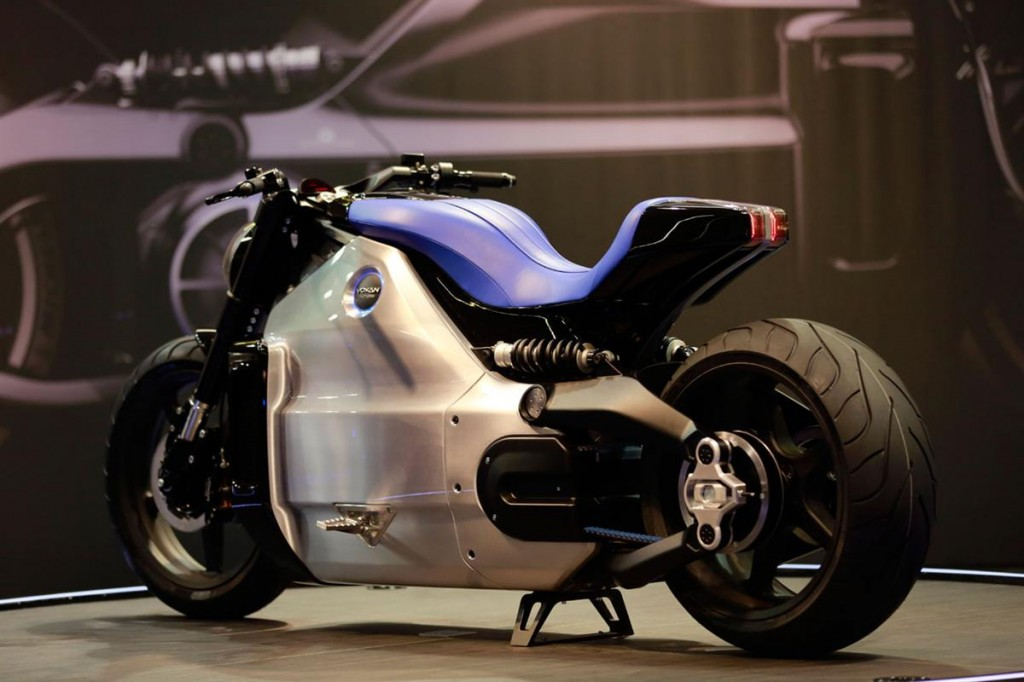 2014 Voxan Wattman Electric Motorcycle-3