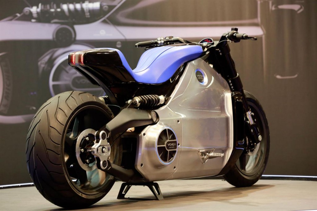 2014 Voxan Wattman Electric Motorcycle-4
