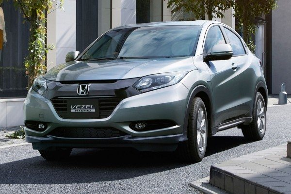 India bound Honda Vezel Launched in Japan