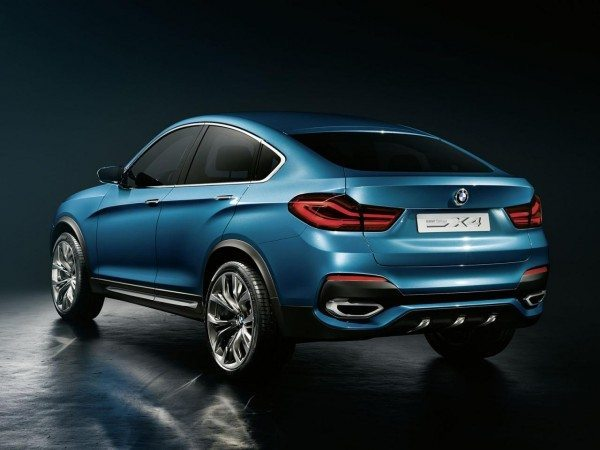 New 2015 BMW X4 to lead the charge of Bavarian manufacturer's SUV offensive in 2014