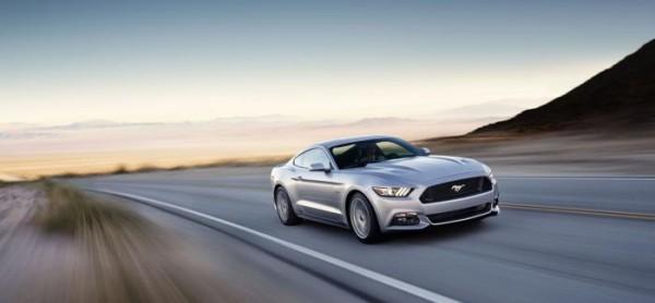 2015 Ford Mustang GT Barrett-Jackson