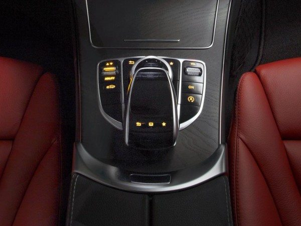 Gesture based touch pad will be a talking point of the 2015 C Class features list
