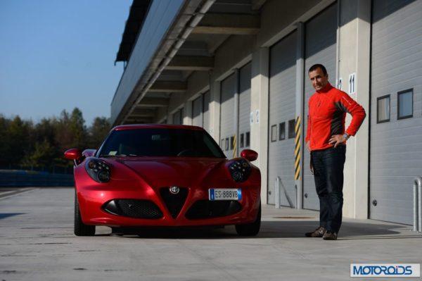 Alfa Romeo 4C review interior and exterior (32)
