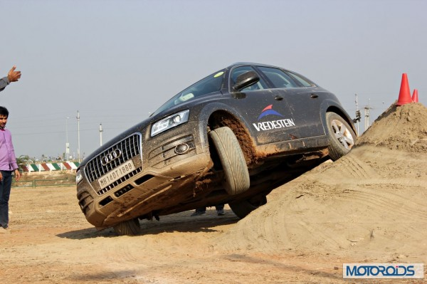 Apollo Vredestein tyre review test at BIC in Audi cars