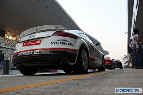 Apollo Vredestein tyre review test at BIC in Audi cars (28)