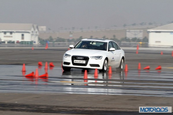 Apollo Vredestein tyre review test at BIC in Audi cars (5)