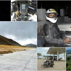 Arnob Gupta's Leh to Kanyakumari record run Day 4: Mandi to Manali