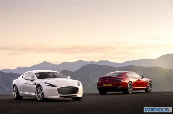 Aston Martin rapide S exterior (2)