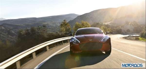 Aston Martin rapide S exterior (3)