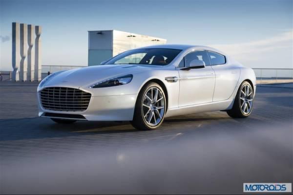 Aston Martin rapide S exterior (5)