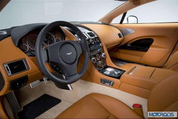 Aston Martin rapide S interior (1)