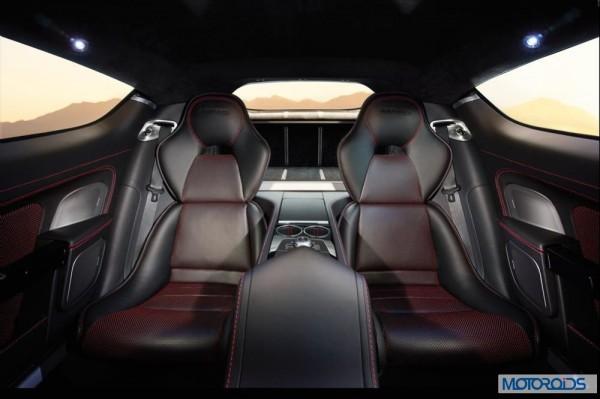 Aston Martin rapide S interior (2)