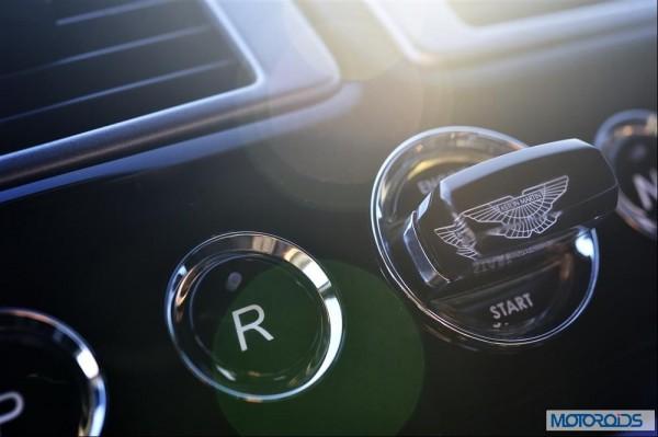 Aston Martin rapide S interior (4)