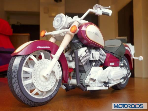 Atamjeet Singh Bawa Paper models (17)