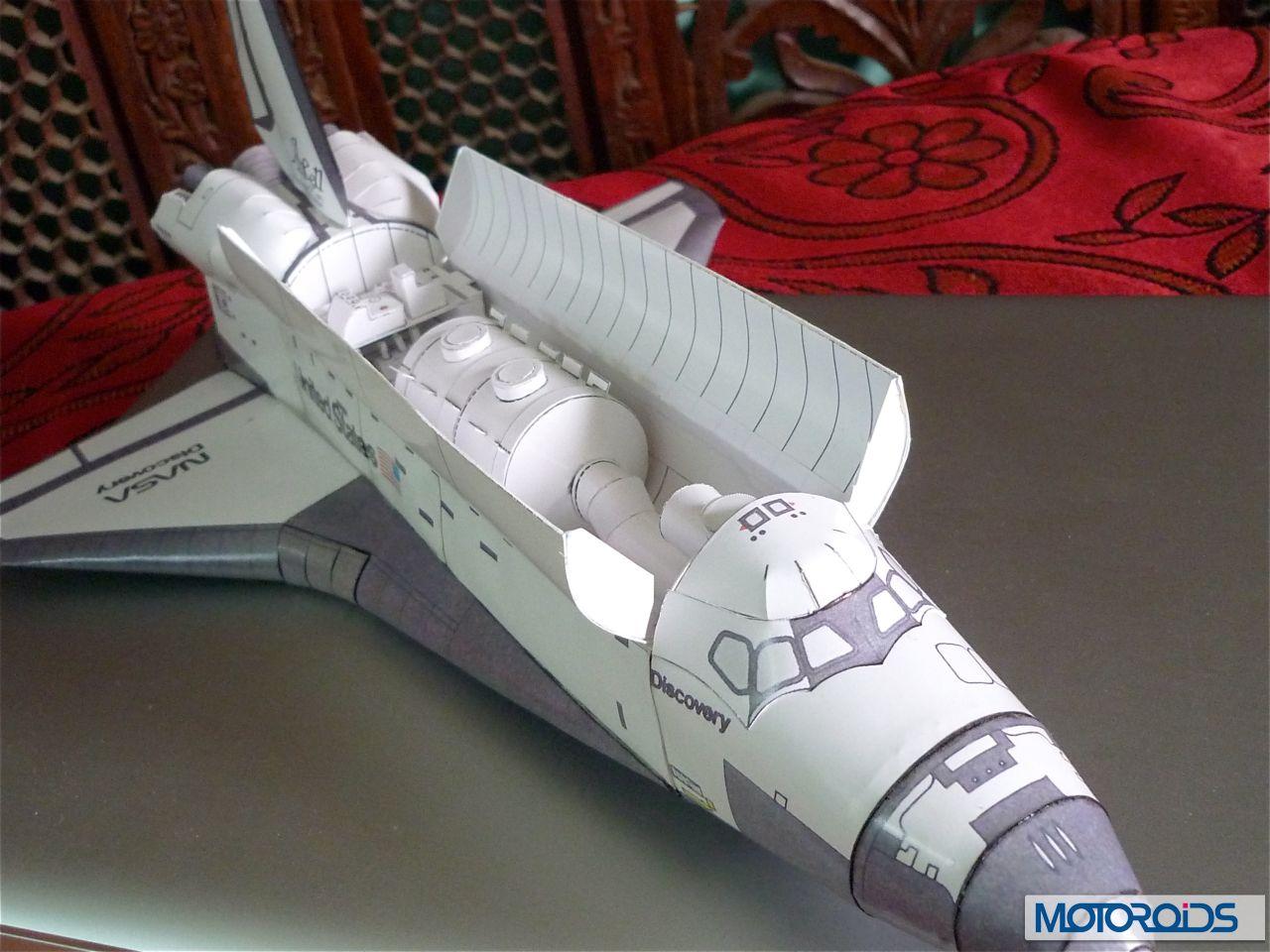 Как сделать масштабную модель из бумаги