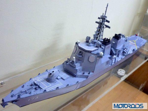 Atamjeet Singh Bawa Paper models (8)
