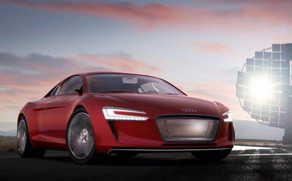 Audi f-tron