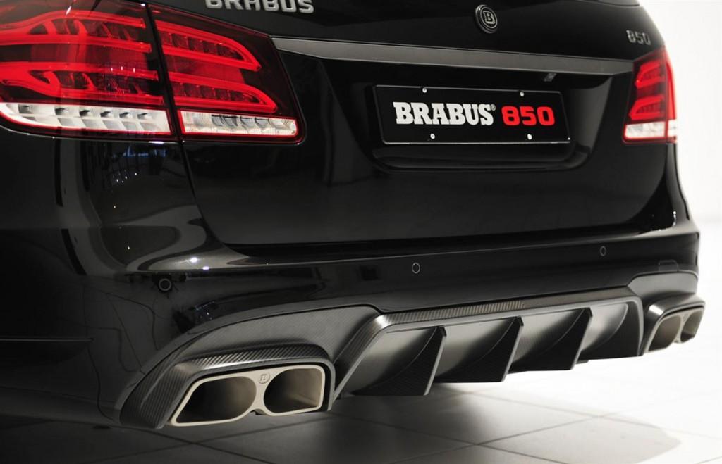 Brabus Mercedes Benz E63 AMG Wagon (4)