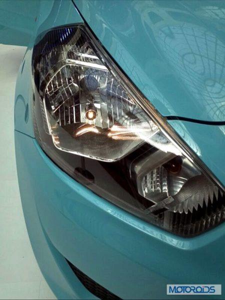 Datsun Go India interior (13)