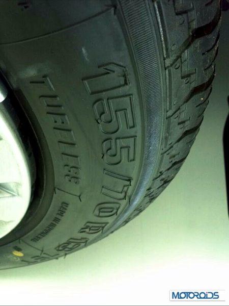 Datsun Go India interior (17)