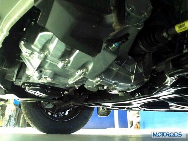 Datsun Go India interior (22)