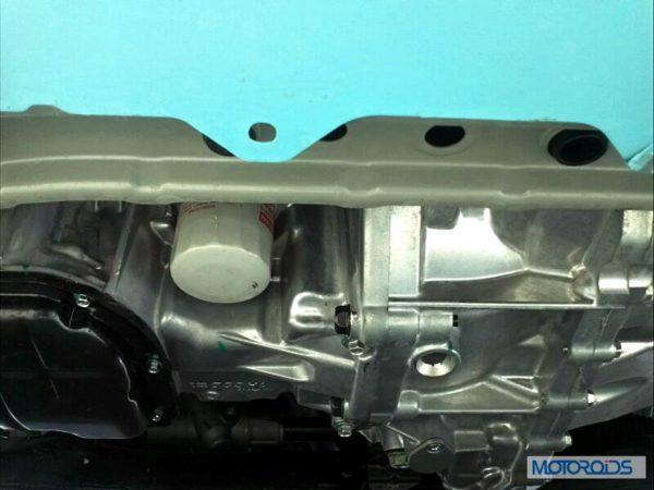 Datsun Go India interior (23)