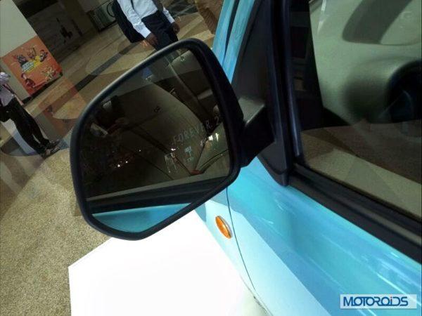 Datsun Go India interior (29)
