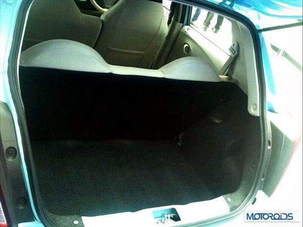 Datsun Go India interior (36)