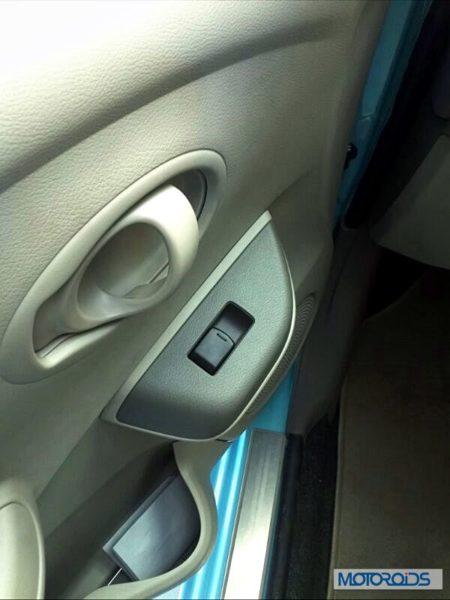 Datsun Go India interior (7)