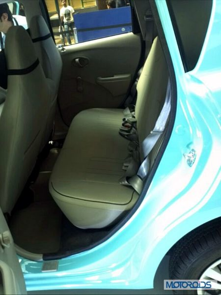 Datsun Go India interior (9)