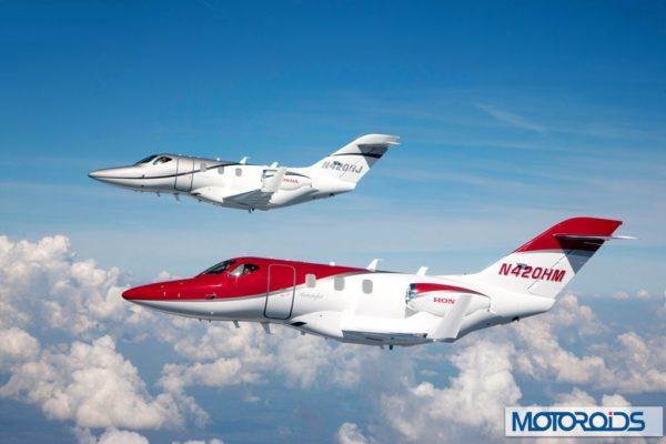 Honda Jet airplane certification (1)