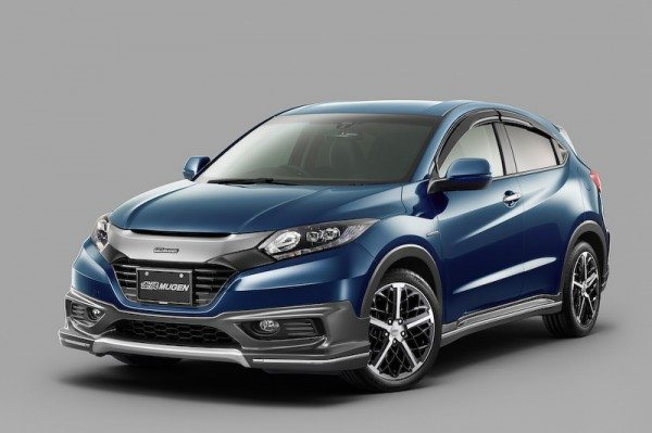 Check out the Honda Vezel Mugen variant