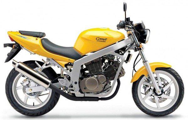Hyosung 125cc india