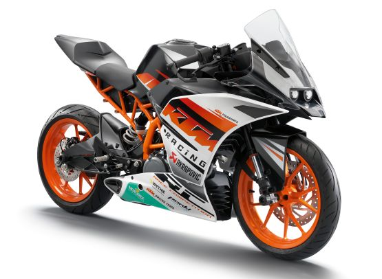 The bigger KTM RC390 too is coming to India