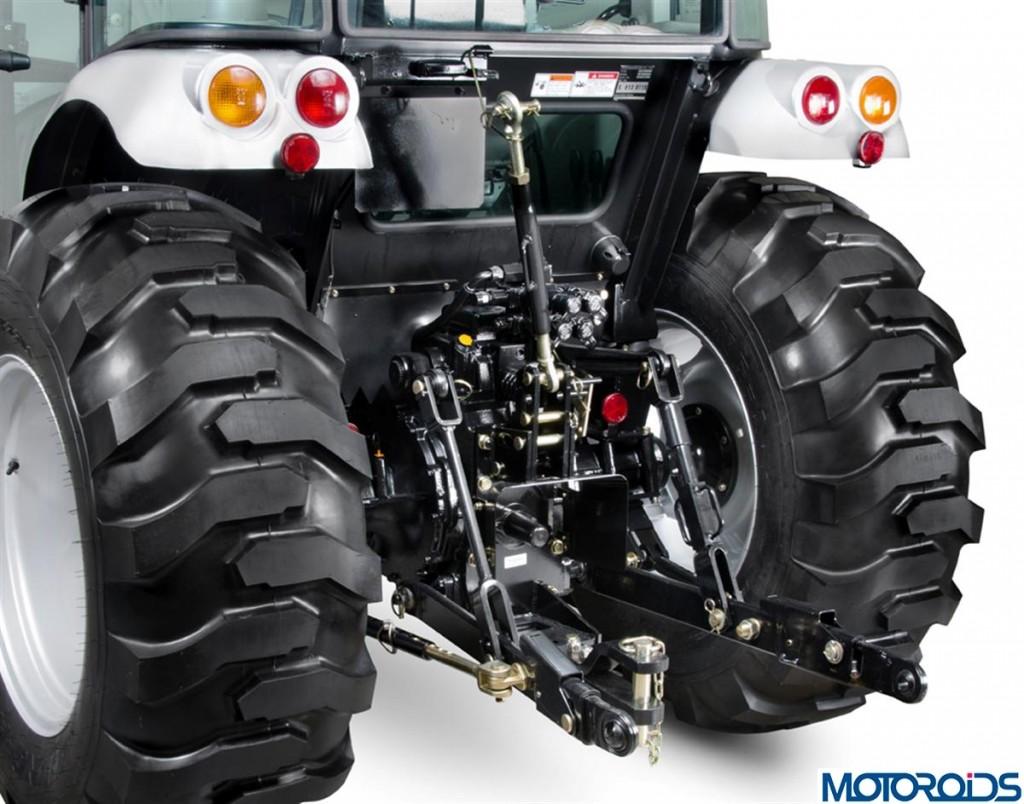 Lamborghini tractors India-6