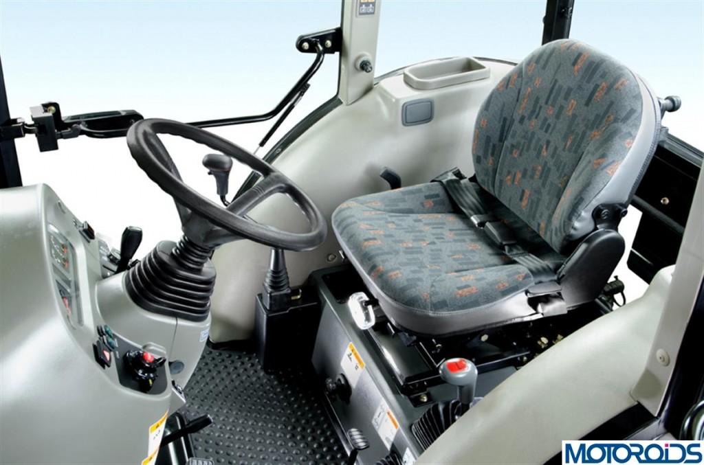 Lamborghini tractors India-7