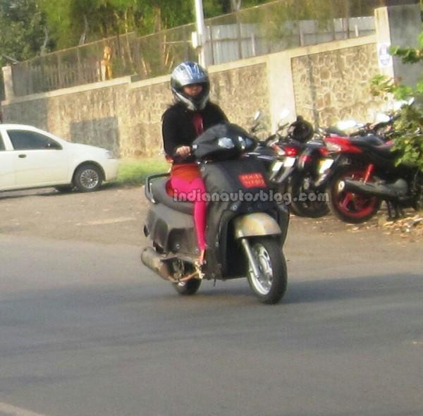 Mahindra-110cc-automatic-scooter